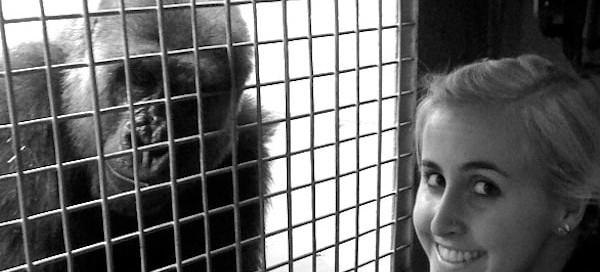 Hannah Jaicks - Of Primates and Personhood - Olympia