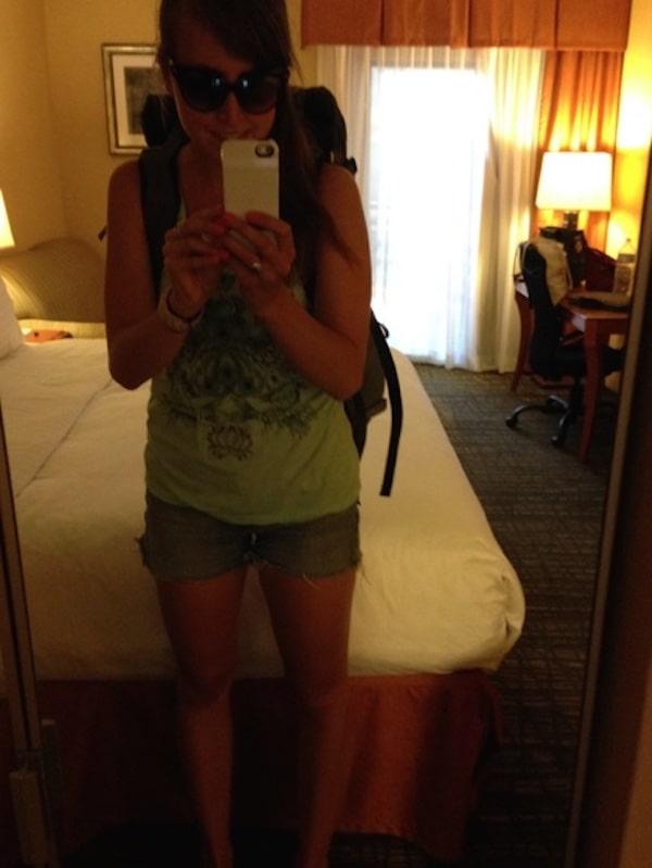 Hannah Jaicks_Arrivals NACCB 2014_Missoula Salutations