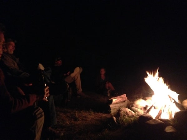 Hannah Jaicks_Flying D Black Bear Dens Howling Wolves and Me_Crackling Fire