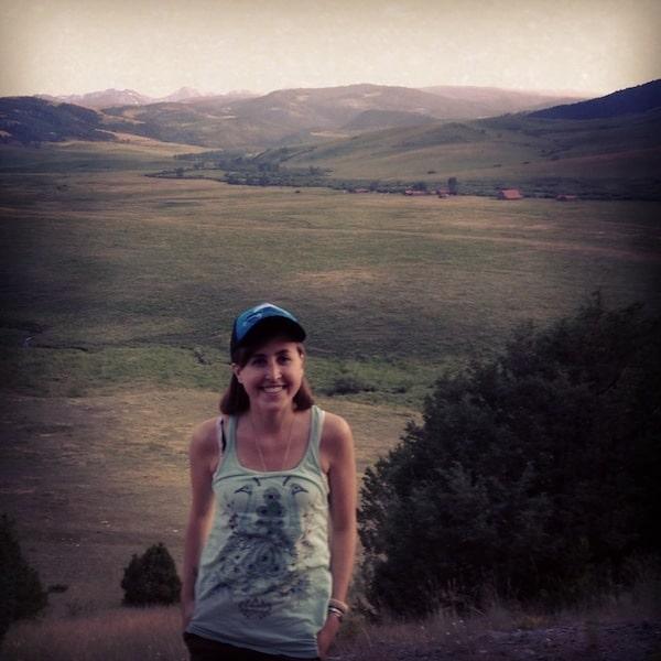 Hannah Jaicks_Flying D Black Bear Dens Howling Wolves and Me_Ranch View