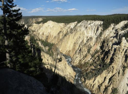 Hannah Jaicks_To Montana With Love_Yellowstone Falls